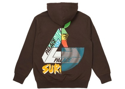 Palace Mix Up Hood Brown  (SS21)の写真