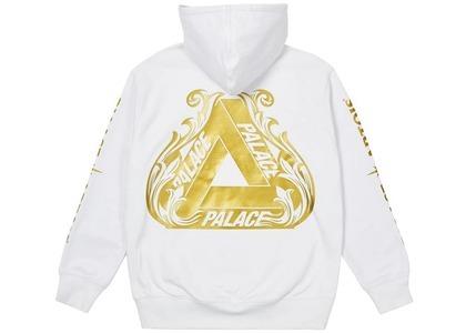 Palace Stella Artois Hood White  (SS21)の写真