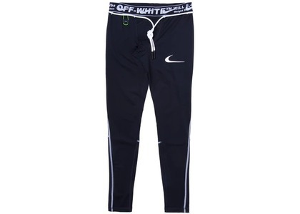 Off-White × Nike Tights Black (SS20)の写真