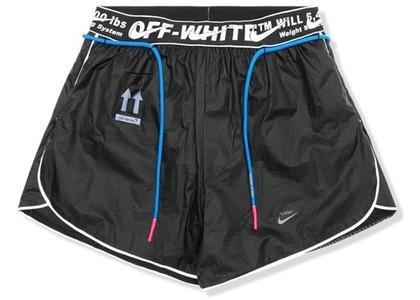 Off-White × Nike Women's NRG Short Black (FW19)の写真