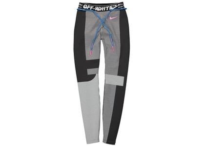 Off-White × Nike Women's Easy Run Tight Vast Grey (SS19)の写真