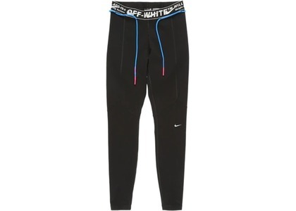 Off-White × Nike Women's Running Tight Black (FW19)の写真