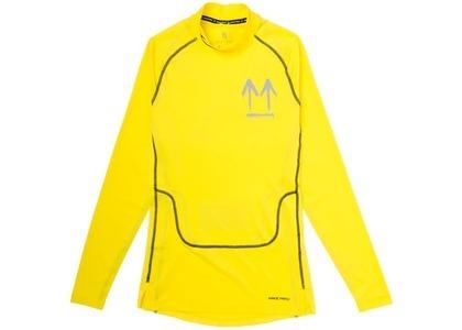 Off-White × Nike Longsleeve Opti Yellow (SS20)の写真