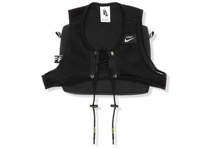 Off-White × Nike Women's NRG × Cross Bib Black (FW19)の写真