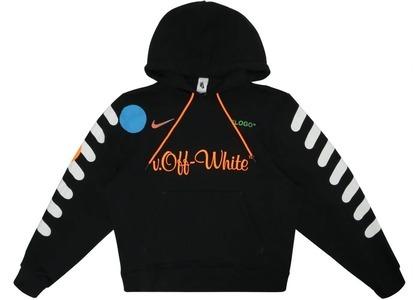 Off-White × Nikelab Mercurial NRG × Hoodie Black (SS18)の写真