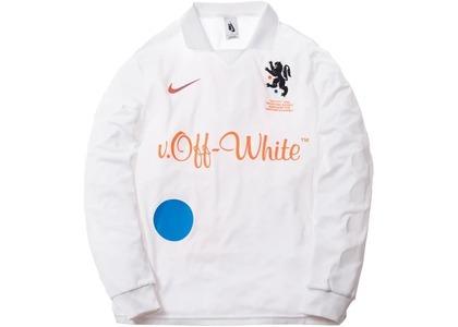 Off-White × Nikelab Mercurial NRG × FB Jersey White (SS18)の写真