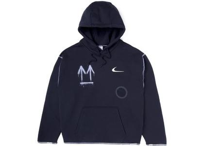Off-White × Nike Hoodie Black (SS20)の写真