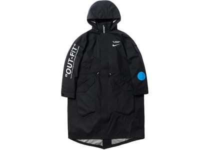 Off-White × Nikelab Mercurial NRG × Jacket Jacket Black (SS18)の写真