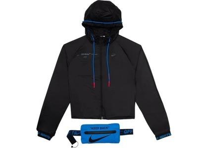 Off-White × Nike Women's Jacket Black/Blue (FW19)の写真