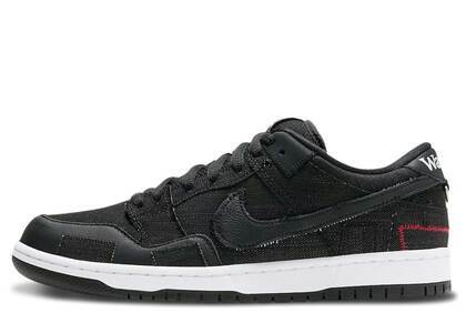 Wasted Youth × Nike SB Dunk Low
