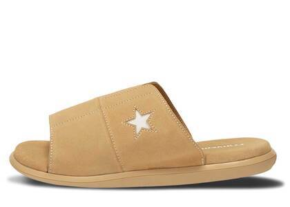 Converse Addict One Star Sandal Sand (2021)の写真