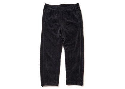 Supreme Nike Velour Track Pant Black (SS21)の写真