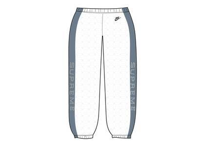 Supreme Nike Velour Track Pant White (SS21)の写真