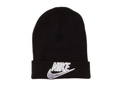 Supreme Nike Snakeskin Beanie Black (SS21)の写真