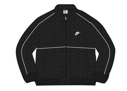 Supreme Nike Velour Track Jacket Black (SS21)の写真