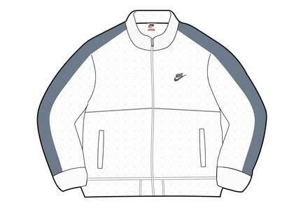 Supreme Nike Velour Track Jacket White (SS21)の写真