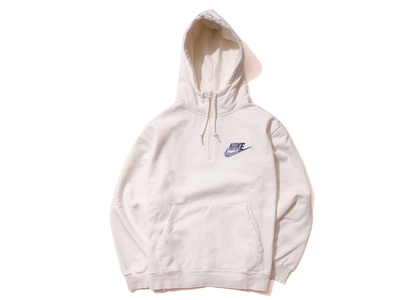 Supreme Nike Half Zip Hooded Sweatshirt White (SS21)の写真