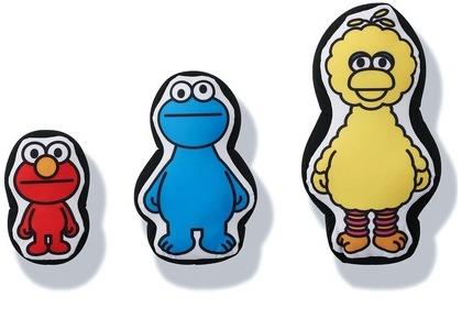 Bape x Sesame Street Cushion Multi (SS21)の写真