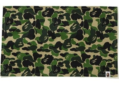 Bape ABC Camo Place Mat Green (SS21)の写真