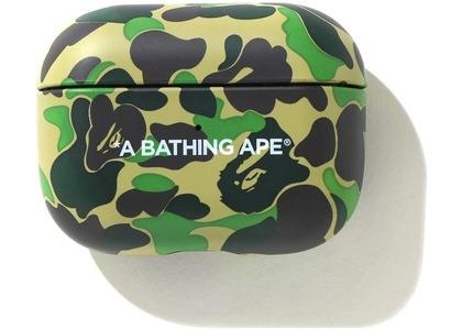 Bape ABC Camo Airpods Pro Case Green (SS21)の写真