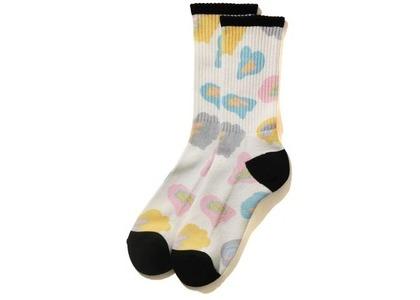 Bape Def Camo Socks White (SS21)の写真