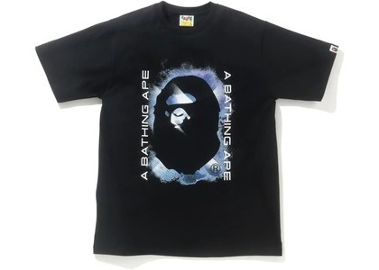 Bape A Bathing Ape Tee Black (SS21)の写真