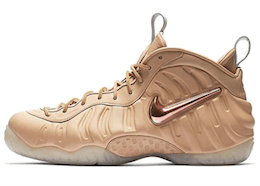 Nike Air Foamposite Pro Vachetta Tanの写真