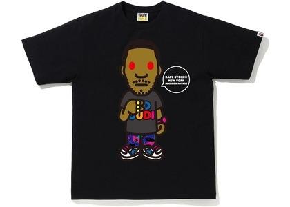 Bape x Kid Cudi Milo Kid Cudi Tee Black (SS21)の写真