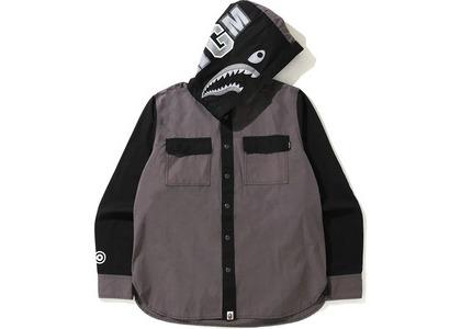 Bape Shark Hoodie Shirt Black (SS21)の写真