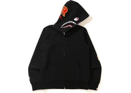 Bape Shark Full Zip Hoodie (SS21) Black (SS21)の写真