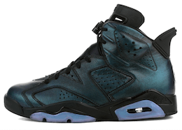 "Jordan 6 Retro All Star 2017 ""Chameleon""の写真"