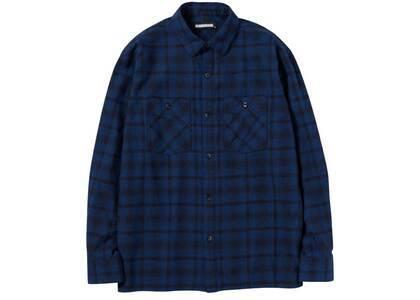 Neighborhood Logger C-Shirt LS Blueの写真