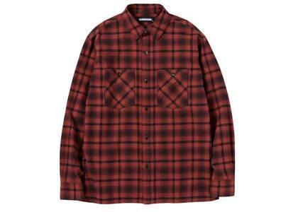 Neighborhood Logger C-Shirt LS Redの写真