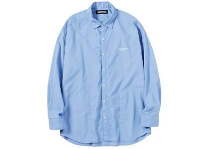 Neighborhood Trad C-Shirt LS Blueの写真