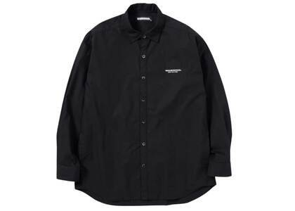 Neighborhood Trad C-Shirt LS Blackの写真