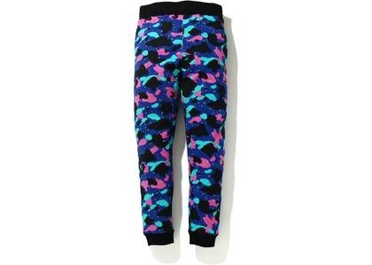 Bape x Kid Cudi Camo Slim Sweatpants Multi (SS21)の写真