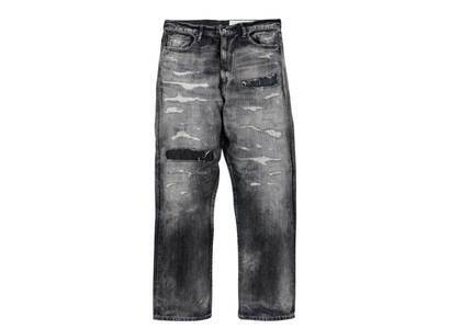 Bape Tiger Slim Sweat Pants Black (SS21)の写真