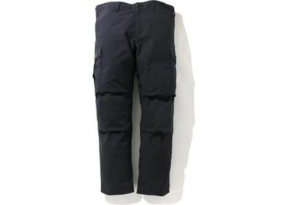 Bape Relaxed 6 Pocket Pants Black (SS21)の写真