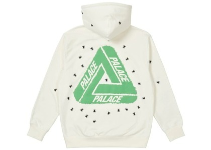 Palace Fly Hood White (SS21)の写真