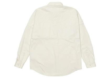 Palace Denim Bossy Shirt White (SS21)の写真
