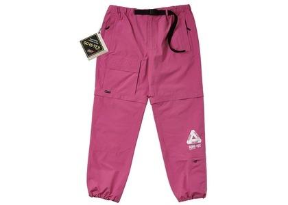 Palace GORE-TEX Zip Off Cargos Pink (SS21)の写真