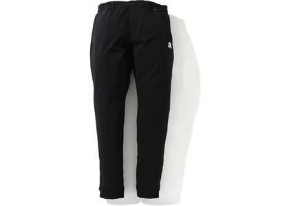 BAPE Stretch Easy Pants Pants Black (SS21)の写真