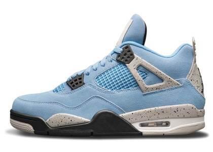 Nike Air Jordan 4 SE University Blueの写真
