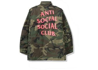Anti Social Social Club Milspec Alpha Jacket Camo (FW20)の写真