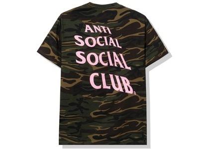 Anti Social Social Club True Colors Tee Camo (FW20)の写真