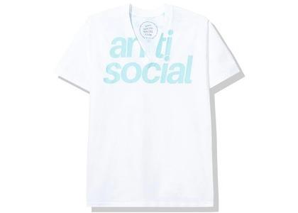 Anti Social Social Club Enrique Vneck Tee White (FW20)の写真