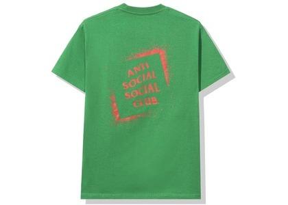 Anti Social Social Club Toy Tee Green (FW20)の写真