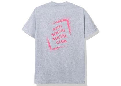 Anti Social Social Club Toy Tee Grey (FW20)の写真