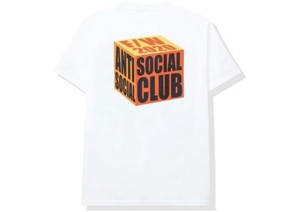 Anti Social Social Club I Wish I Was Wrong Tee White (FW20)の写真