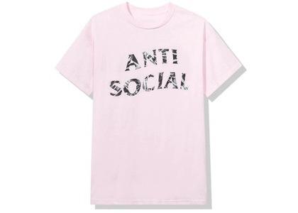 Anti Social Social Club Gemini Tee Pink (FW20)の写真